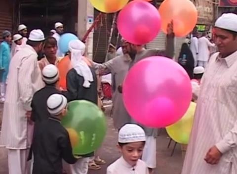 News video: Pakistanis Celebrate Eid Amid Heightened Security