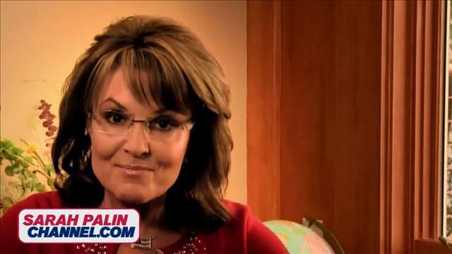 News video: Sarah Palin Launches Her Own Subscription Channel