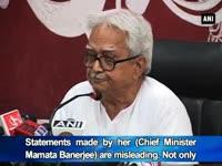 News video: West Bengal CM misleading people on Encephalitis: Biman Bose