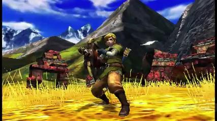 News video: Monster Hunter 4 Ultimate -  Link's Costumer Trailer