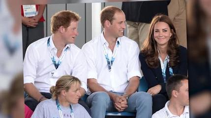 News video: The Young Royal's Hit Glasgow For The 2014 Commonwealth Games